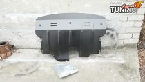 Защита двигателя Киа Соул 2 (защита картера Kia Soul 2)