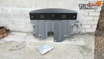 Защита картера двигателя Киа Соул 2 установка