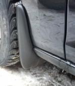 Передние брызговики Opel Astra J комплект из 2шт