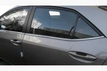 Хром нижняя окантовка стекол Toyota Corolla 12 E210