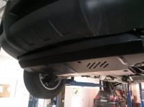 купить Защиту картеар Hyundai Tucson (защита мотора Хендай Туксо