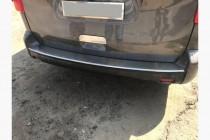 Хром накладка заднего бампера Toyota ProAce 2