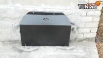 Защита картера Хендай Туксон 1 (защита двигателя Hyundai Tucson 1)