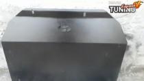 Установка защиты двигателя Hyundai Tucson 1 фото