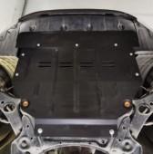Защита картера Хендай Соната 6 YF (защита двигателя Hyundai Sonata 6 YF)