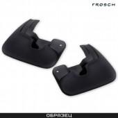 Передние брызговики на SsangYong Rexton 2 комплект 2шт