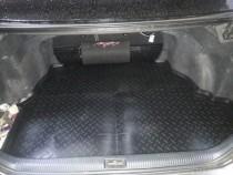 Коврик в багажник Toyota Camry 30 резиновый