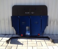 Защита двигателя Хендай ix35 (защита картера Hyundai ix35)