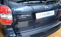 защитная накладка бампера Subaru Forester 4