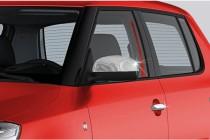 Хром накладки на зеркала Seat Toledo 4