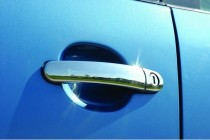 Хром накладки на дверные ручки Seat Toledo 4