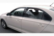 Хром нижние молдинги стекол Seat Toledo 4