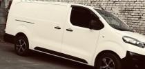 Дефлекторы окон Toyota Proace с 2018 года