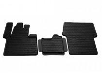 Резиновые коврики Toyota Proace комплект 3шт