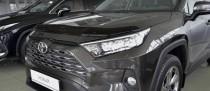 Дефлектор для Toyota Rav 4 5 поколения 2018