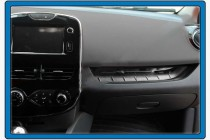 Хром накладка на переднюю консоль Renault Clio 4