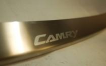 защитная накладка бампера Toyota Camry V50