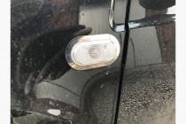 Хром обводка поворотника Renault Duster