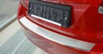 Накладка на задний бампер Тойота Венза (защитная накладка бампера Toyota Venza)