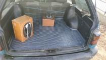Коврик в багажник Фольксваген Пассат Б4 универсал