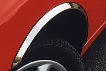 Хром накладки на арки Renault Kangoo 1