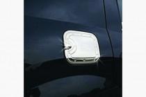 Omsa Line Хром накладка на лючок бензобака Renault Logan 1