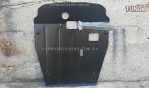 защита картера Honda Civic 8 4D