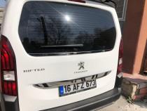 Хром молдинг стекла Peugeot Rifter