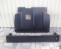 Защита двигателя Форд Транзит Кастом (защита картера Ford Transit Custom)