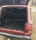 Коврик в багажник Lada 2104