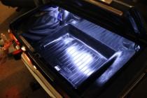 Коврик в багажник Ваз 2106