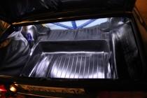 Коврик багажника Лада 2107