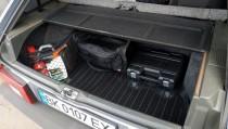 Коврик в багажник Ваз 2108 жесткий
