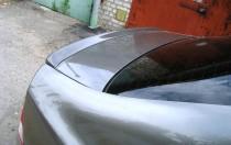Задний лип спойлер на багажник Хонда Цивик 4д