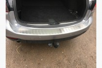 Хром накладка заднего бампера Mazda 6 GJ