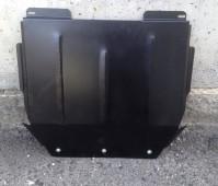 Защита двигателя Опель Комбо Б (защита картера Opel Combo B)