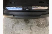 Хром накладка заднего бампера Range Rover Sport