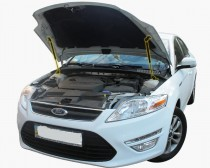 Газовый упор капота Форд Мондео 4 комплект 2шт