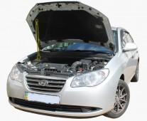 EURO UPOR Газовый упор капота Hyundai Elantra 4 HD оригинал