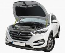 Газовый упор капота Hyundai Tucson TL комплект 2шт