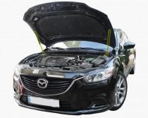 Газовый упор капота Mazda 6 GJ оригинал 2шт
