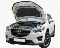 Газовый упор капота Mazda CX-5 оригинал 2шт