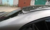 Спойлер на стекло Honda Civic 8 4D (спойлер на заднее стекло Хонду Цивик 8 4Д)