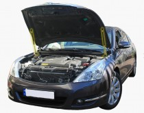 EURO UPOR Газовый упор капота Nissan Teana J32 комплект 2шт