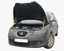 Газовый упор капота Seat Toledo 3 комплект 2шт