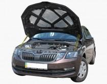 Газовый упор капота Skoda Octavia A7 комплект 2шт