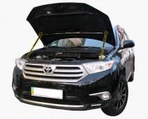 Газовый упор капота Toyota Highlander 2 комплект 2шт
