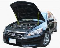 Газовый упор капота Honda Accord 8 USA комплект 2шт