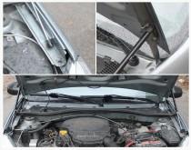 Газовый упор капота Renault Sandero 1 оригинал 2шт