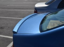 Спойлер Хонда Цивик 4Д (задний спойлер на багажник Honda Civic 4D)